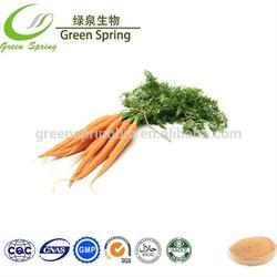 Carrot extract powder,carrot root extract with vitamin beta carotene powder