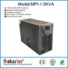 2014new LCD mppt solar inverte controller 12v 24v 48v auto work