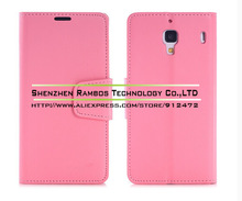 Luxury PU Leather Flip Cover Wallet Credit Card Phone Bags Cases for Samsung Galaxy S4 i9500