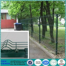 Factory Welded Wire Mesh Fence With Folds
