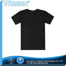 210 grams Guangzhou spandex/cotton led scrolling message tshirts