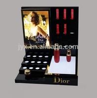 Acrylic pop display shelf for Dior