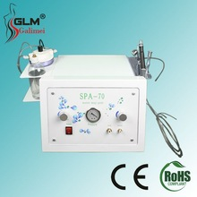 Professional power peel facial therapy diamond microdermabrasion machine 5 in 1