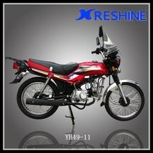 Blue/red nice lifo 50cc moped street bike YH49-11