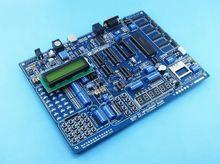 QL200 PIC PIC16 PIC16F877A development board learning board core board + LCD1602