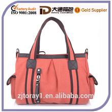 Lady Canvas Handbag Fashion Handbag Travel