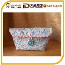 polka dot nylon cosmetic bag patent