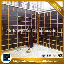 Modular Building Steel Frame Formwork System for Sale