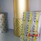 Primer/ink/Alu25/HSL aluminum printed blister foil