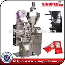 high quality food grade salad / butter / tomato / peanut /chocolate jam small bag making machine