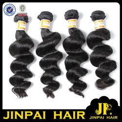 JP Eurasian Hair Unprocessed Good Quality Double Drawn Hair Extensions Aaaaaa European