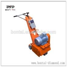 concrete floor milling machine
