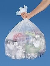 jinnan junyi plastic garbage bags making factory