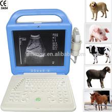 CE,ISO,FDA XF-US-LCD VET portable vet ultrasound equipment