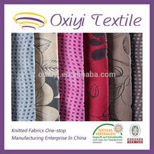 high quality chenille jacquard curtain sofa fabric