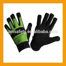 Summer Air Mesh Mechanic Working Gloves