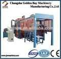 la venta caliente en el hogar y en el extranjero de ladrillo de hormigón que hace la máquina