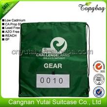Top level best sell stylish studded drawstring bag