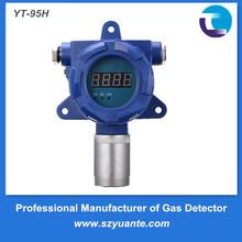 Stationary wall mounted C2H4 ethylene sensor for ripening monitoring