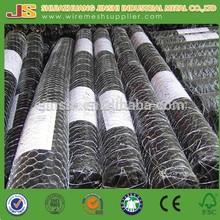 Hot Dip Galvanized And Electro Galvanized Hexagonal Wire Netting Factory