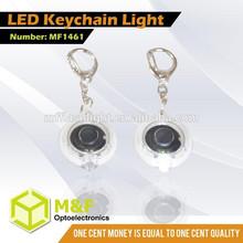 2014 New 360 Degree Led Light Keychain For Flash Light Function