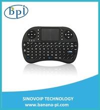 Banana PI keyboard 2.4G Wireless Mini Slim Keyboard