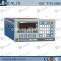 mezclador de pesaje controlador de motor eléctrico