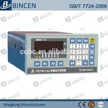 Weighing Mixer electric motor controller
