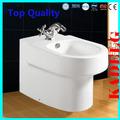 Made in china wc-armatur weiß keramik gesunde reinigung frauen dusch-wc bidet g5391
