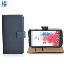 Mix colors Book Leather Stand Flip Leahter Wallet Case for LG G Flex 2