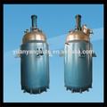 Reator químico para a pintura resina de borracha crua eva e adesivo hot melt
