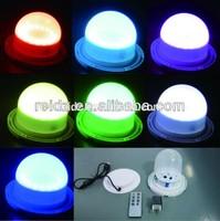 centerpieces banquet wedding table decor led light LED lamp Battery