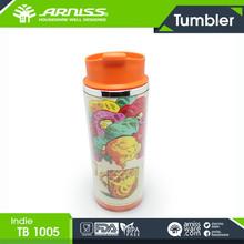Arniss innovative bottle french coffee press design patent