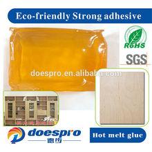Innocuous construction decorative furniture adhesive