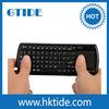 Portable Mini Wireless Bluetooth Touchpad Keyboard For Ipad/Iphone