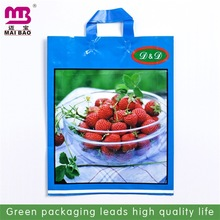 muti-colored printed branded shoe promotional shopping bag wholesale