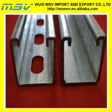 C Steel Strut channel Supplier/ C Steel Strut channel Manufacturer