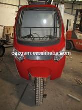 200cc enclosed cargo 3 wheel motorcycle