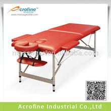 aluminum massage table charm Massage Table ANJI with aluminum legs used massage table