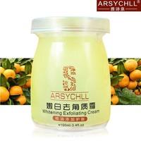 tender whitening exfoliating cream scrub gel