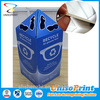 big size full color corrugated plastic pp fruit container