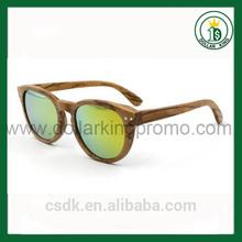 custom wooden sunglasses bamboo 100% nature bamboo natural Sunglasses Bamboo