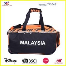 Unisex Durable Sport trolley travel bag
