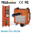 F21-2s radio remote control transmitter for cranes