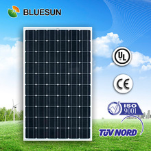 Bluesun excellent quality high performance 250 mono pv solar panel