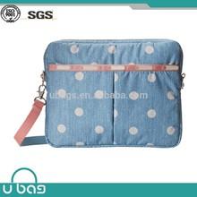 Alibaba China supplier laptop long strap shoulder bag for girls
