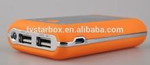 innovation design mobile power bank supply 8400mah portable power bank