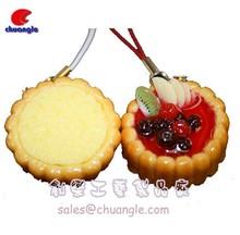 Artificial Food Model, Fake Food Artificial Keyring, Cute Customized Food Key Chain