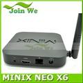 2015 самых продаваемых продуктов андроид tv коробка minix нео x6 amlogic s805 четырехъядерных процессоров xbmc rj45 смарт-tv коробке бесплатный сексуальные фильмы