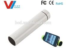Bluetooth speaker power bank phone holder, phone standMulti purpose power bank 5000 mah